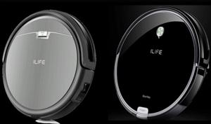 La imagen del ILIFE A4s Robot Aspirador