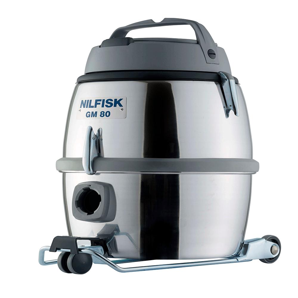 NILFISK-GM80-Aspirador-Trineo
